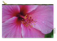 Pink Flower II Carry-all Pouch
