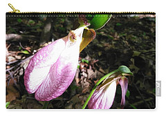 Pink Ladies Slipper 1 Carry-all Pouch