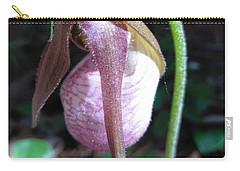 Pink Ladies Slipper 2 Carry-all Pouch