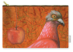 Pink Lady Carry-all Pouch by Leah Saulnier The Painting Maniac