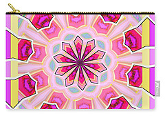 Pink Love Carry-all Pouch