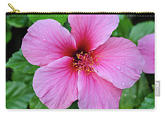 Pink Lugonia Carry-all Pouch