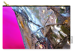 Pink Lustre  Carry-all Pouch by Prakash Ghai