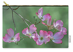 Pink Magnolia Img 1 Carry-all Pouch