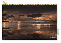 Amber Nights Carry-all Pouch by Quinn Sedam