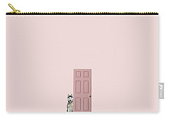 Pink On The Pink Carry-all Pouch