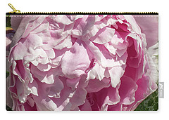 Pink Peony II Carry-all Pouch