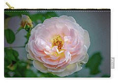 Pink Rose #c3 Carry-all Pouch by Leif Sohlman