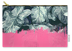 Pink Sorbet On Jungle Carry-all Pouch