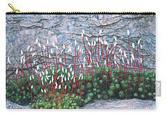 Pink Stony Creek Granite Still Life Study Carry-all Pouch