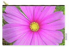 Carry-all Pouch featuring the photograph Pink by Terri Harper