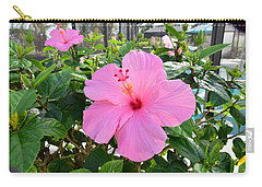 Pink Twins Carry-all Pouch