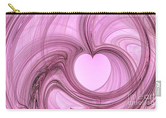 Pink Valentine Carry-all Pouch