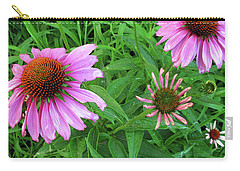 Pinks In Bloom Carry-all Pouch
