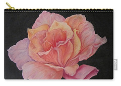 Pinky Carry-all Pouch by Barbara O'Toole