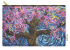 Pinky Tree Carry-all Pouch