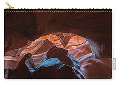 Carry-all Pouch featuring the photograph Pinnacle  by Dustin LeFevre