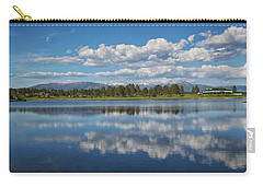 Pinon Lake Reflections Carry-all Pouch