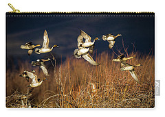 Pintails And Wigeons Carry-all Pouch