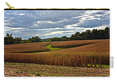 Pinwheel Cornfield Carry-all Pouch