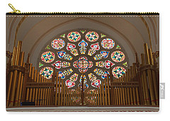 Pipe Organ - Church Carry-all Pouch