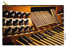 Pipe Organ Pedals Carry-all Pouch