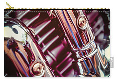 Carry-all Pouch featuring the photograph Pipes by Samuel M Purvis III