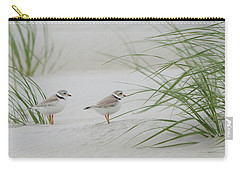 Piping Plovers Carry-all Pouch