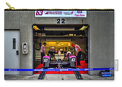 Pippa Mann Garage 2016 Carry-all Pouch by Josh Williams