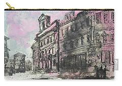 Piranesi Paraphrase No.87 - Palazzo Di Montecitorio Carry-all Pouch