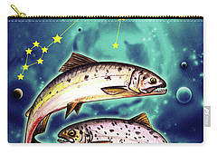 Pisces In The Sky Carry-all Pouch