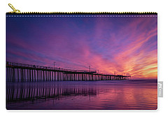 Carry-all Pouch featuring the photograph Pismo's Palette by Sean Foster