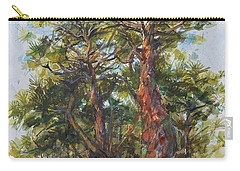 Pitch Pines, Cape Cod Carry-all Pouch