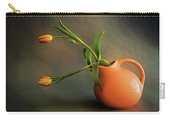 Pitcher Of Blooms Carry-all Pouch