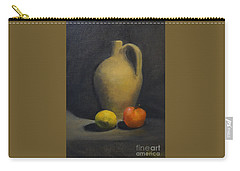 Pitcher This Carry-all Pouch by Genevieve Brown