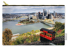 Pittsburgh From Incline Carry-all Pouch