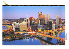 Pittsburgh Pano 22 Carry-all Pouch