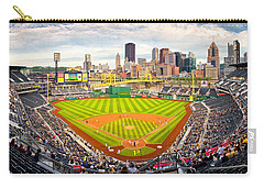 Pittsburgh Pirates  Carry-all Pouch by Emmanuel Panagiotakis