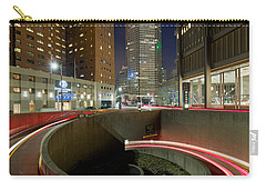 Carry-all Pouch featuring the photograph Pittsburgh Skyline  58 by Emmanuel Panagiotakis