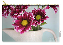 Carry-all Pouch featuring the photograph Pixelated ...naturally by Lynn England