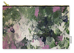 Pixie Flowers Carry-all Pouch
