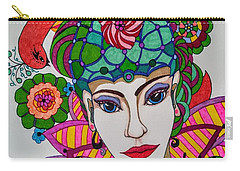 Pixie Girl Carry-all Pouch