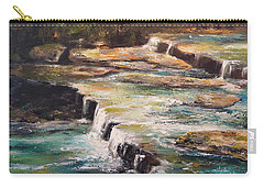 Pixley Falls Park Ny Carry-all Pouch