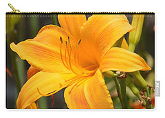 Carry-all Pouch featuring the photograph Pizzazz by Maria Urso