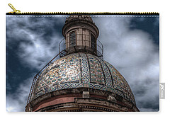 Place Of Worship Carry-all Pouch by Patrick Boening