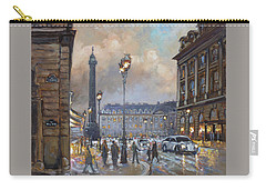 Place Vendome, Paris Carry-all Pouch