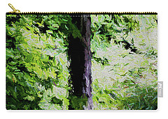 Places Of Peace Carry-all Pouch by Aliceann Carlton