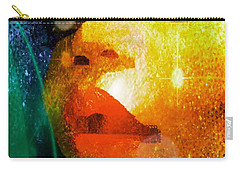 Carry-all Pouch featuring the photograph Placid by Iowan Stone-Flowers