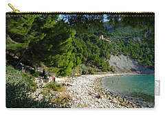 Arene Beach Of Cassis Carry-all Pouch