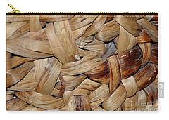 Plait Carry-all Pouch